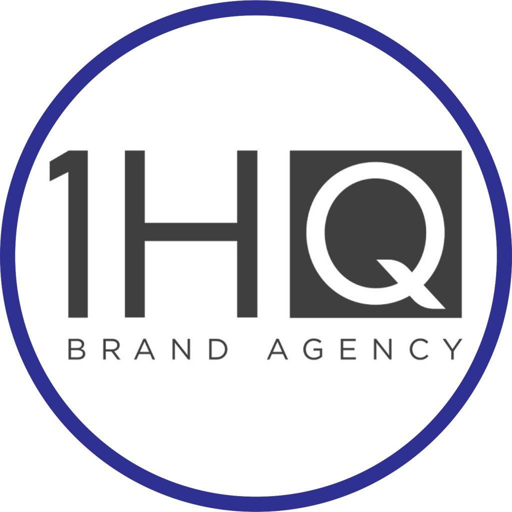 1 HQ Brand Agency Logo