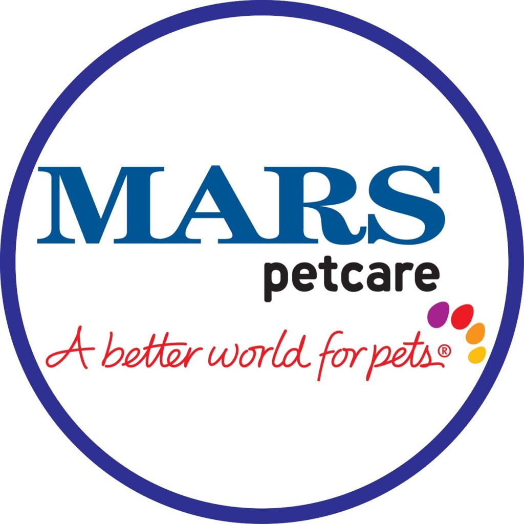 Mars Petcare A better world for pets Logo